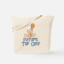 Future Top Chef (tx) Tote Bag