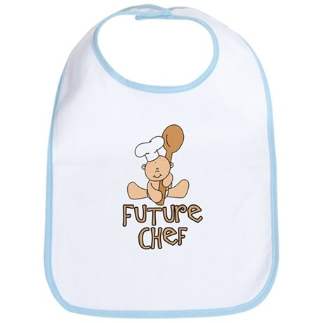 Future Chef (tx) Bib