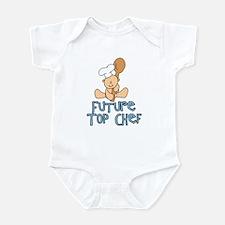 Future Top Chef (tx) Infant Bodysuit