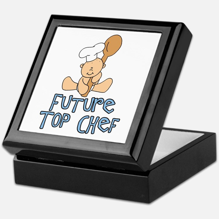 Future Top Chef (tx) Keepsake Box