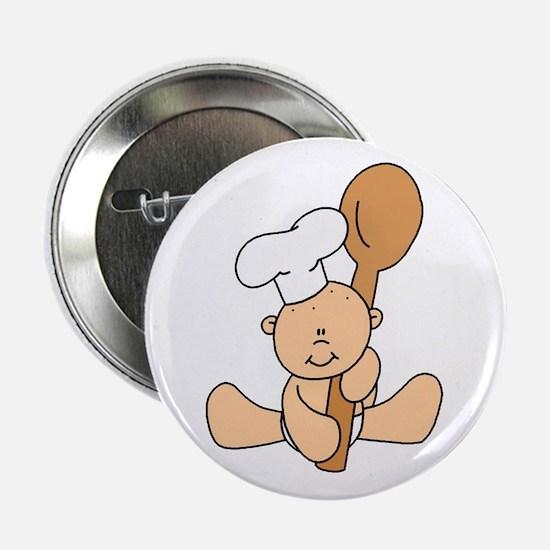 """Future Chef 2.25"""" Button"""