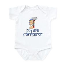Future Carpenter Baby (tx) Infant Bodysuit