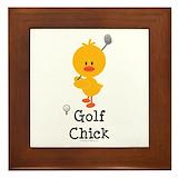 Golf Framed Tiles
