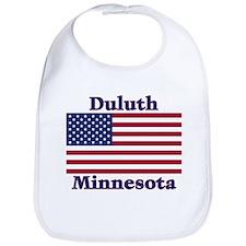 Duluth US Flag Bib