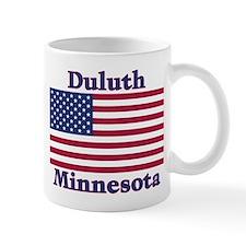 Duluth US Flag Mug