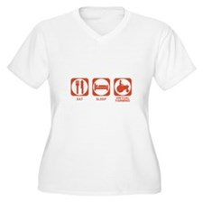 Eat Sleep Virtual Farming T-Shirt