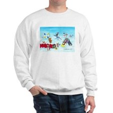 Waiting For The Thaw Sweatshirt