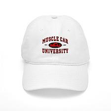 Muscle Car University Baseball Cap