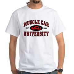 Muscle Car University T-Shirt Shirt