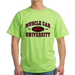 Muscle Car University T-Shirt