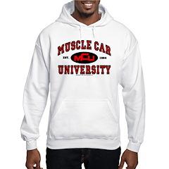 Muscle Car University Hoodie