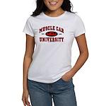 Muscle Car University Women's T-Shirt