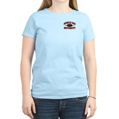 Muscle Car University T-Shirt