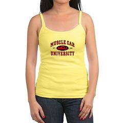 Muscle Car University Jr.Spaghetti Strap