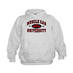 Muscle Car University Hoodie
