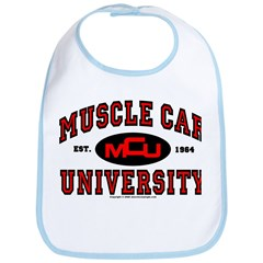 Muscle Car University Bib