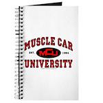 Muscle Car University Journal