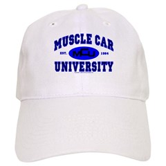 Muscle Car U Baseball Cap
