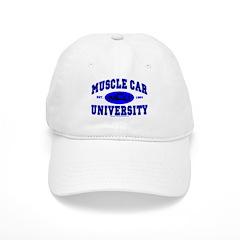 Muscle Car U Baseball Cap