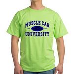 Muscle Car U Tee Green