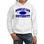 Muscle Car U Hooded Sweatshirt