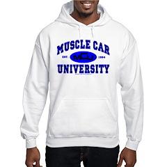 Muscle Car U Hoodie