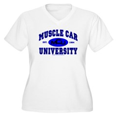 Muscle Car U T-Shirt