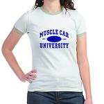 Muscle Car U Jr. Ringer T-Shirt