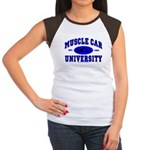Muscle Car U Women's Cap Sleeve T-Shirt