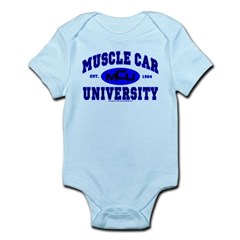 Muscle Car U Infant Bodysuit