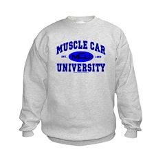 Muscle Car U Sweatshirt