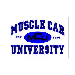 Muscle Car U Posters