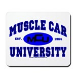 Muscle Car U Mousepad