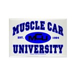 Muscle Car U Rectangle Magnet