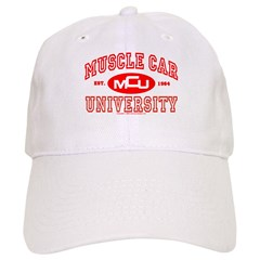 Musclecar University III Baseball Cap