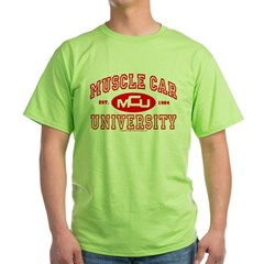 Musclecar University III T-Shirt