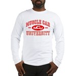 Musclecar University III Long Sleeve T-Shirt