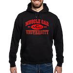 Musclecar University III Hoodie (dark)