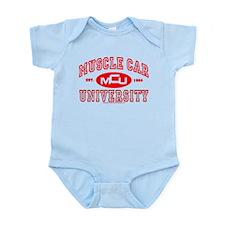 Musclecar University III Infant Bodysuit
