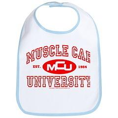 Musclecar University III Bib