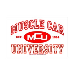 Musclecar University III Posters