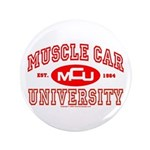 "Musclecar University III 3.5"" Button"