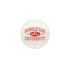 Musclecar University III Mini Button (100 pack)