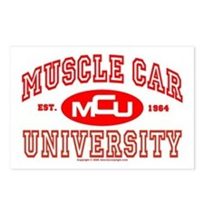 Musclecar University III Postcards (Package of 8)