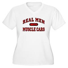 Real Men Drive... T-Shirt