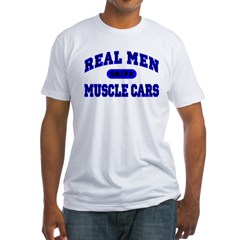 Real Men Drive Muscle Cars II Shirt