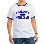 Real Men Drive Muscle Cars II Ringer T