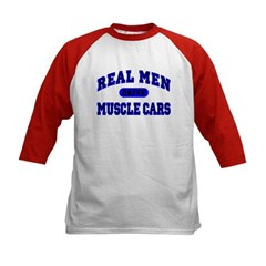 Real Men Drive Muscle Cars II Tee