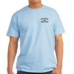 Real Men Drive Muscle Cars III Light T-Shirt