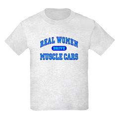 Real Women Drive...III T-Shirt